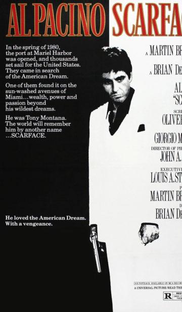 Scarface - 500 Film da vedere prima di morire - Recensione