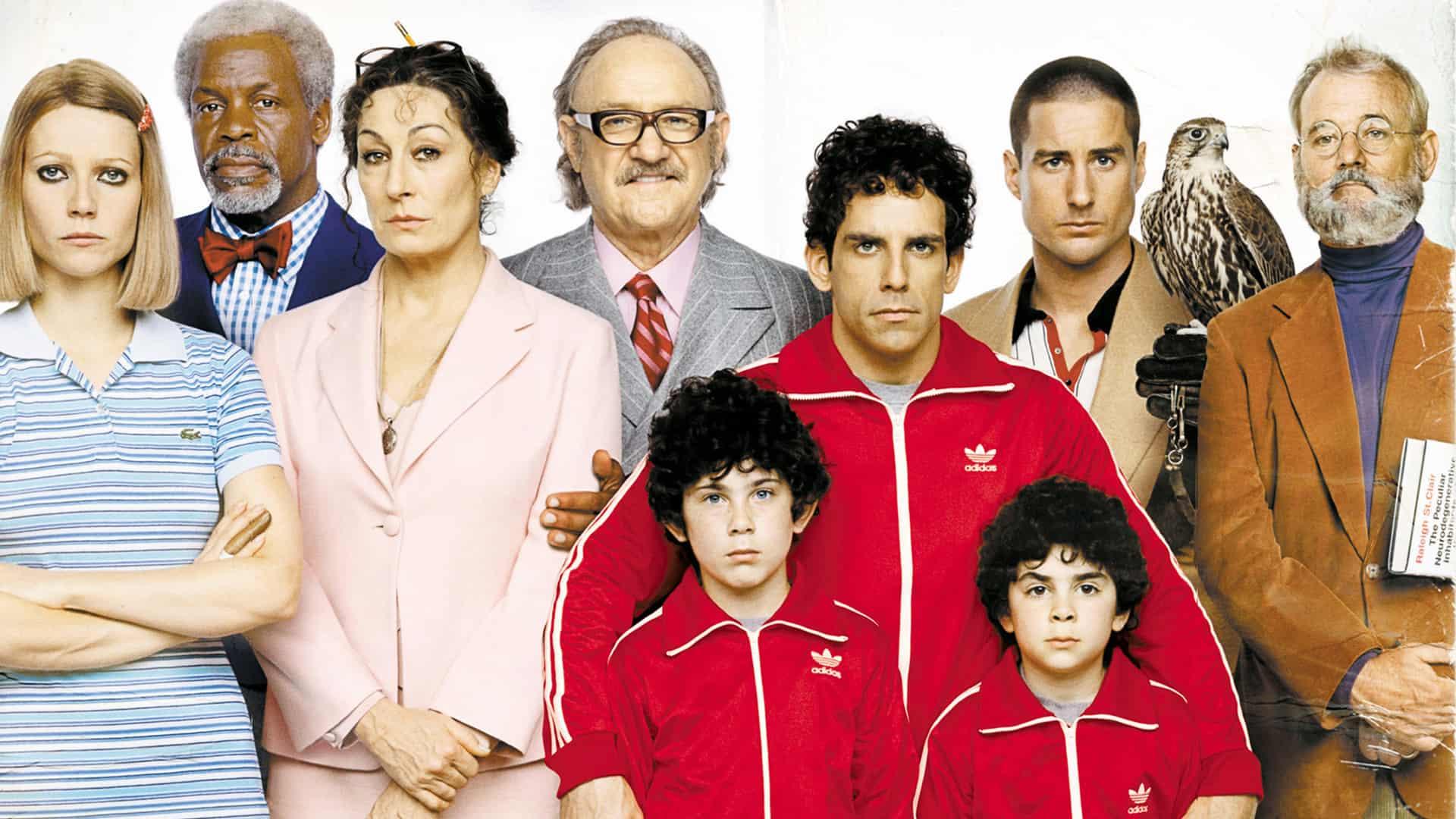 I Tenenbaum - 500 Film da vedere prima di morire - Recensione