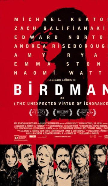 Birdman - 500 Film da vedere prima di morire - Recensione