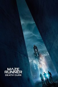 """Locandina del film """"Maze Runner: The Death Cure"""""""