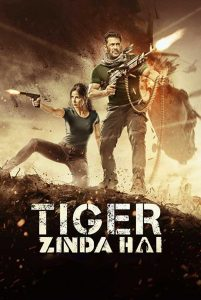 "Locandina del film ""Tiger Zinda Hai"""
