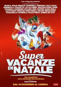 "Locandina del film ""Super vacanze di Natale"""