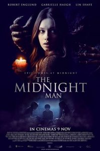 "Locandina del film ""The Midnight Man"""