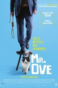 """Locandina del film """"Mr. Ove"""""""