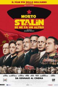 """Locandina del film """"Morto Stalin, se ne fa un altro"""""""