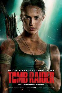 "Locandina del film ""Tomb Raider"""