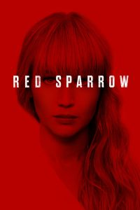 "Locandina del film ""Red Sparrow"""