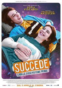 "Locandina del film ""Succede"""